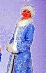 Индивидуальный пошив костюмов Снегурочки.